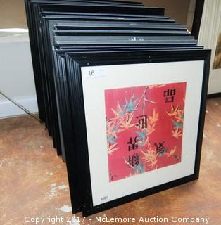 25 Framed Prints