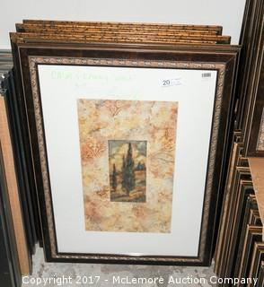 7 Framed Prints
