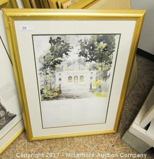 22 Framed Prints