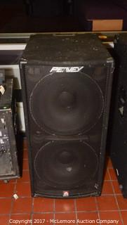 (2) Peavy Commercial Subwoofers