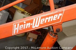 Hein-Wener Engine Hoist