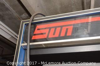 Sun Interrogator Exhaust Analyzer