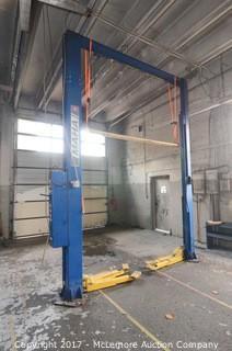 MAHA HL9000 Commercial Automotive Lift