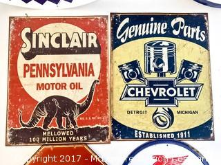 Assorted Automotive Memorabilia/Petroliana