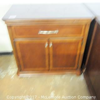 Wood Multi Purpose Cabinet