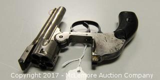 Smith & Wesson CTGE 32 Caliber 5 Round Top Break Pistol