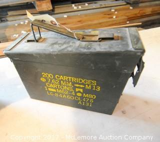 2 Pellet Guns with Ammo Boxes
