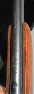 Remington The Sportmaster Model 52,  22 Caliber Bolt Action Rifle