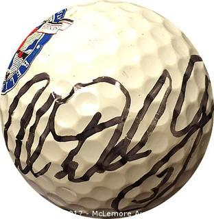 Al Del Greco Signed Bellsouth Opryland Titleist Golf Ball