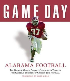 Alabama Crimson Tide Football Game Day Book Athlon Sports
