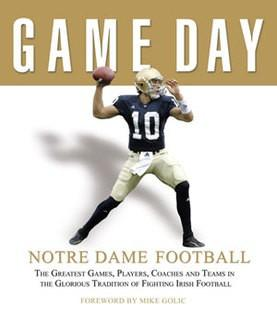 Notre Dame Fighting Irish Athlon Sports Football Game Day Book