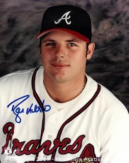 Ryan Klesko Signed Atlanta Braves 8x10 Photo