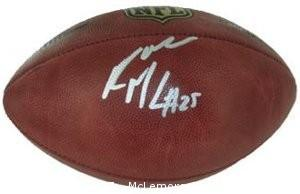 Rolando McClain Signed New Official NFL Duke Football