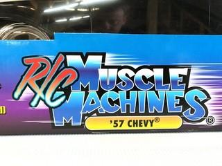 Funline Muscle Machine 1:8 Scale '57 Chevy Radio-Control Car