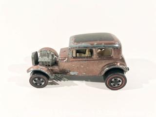 "Mattel ""Redline"" Hot Wheels Collectible Car"