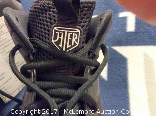 Derek Jeter Game-Issued Jordan LUX Cleats (From last order before his retirement, unused)