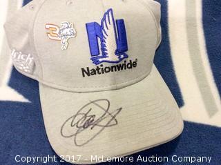 Dale Earnhardt, Jr. Autographed Nationwide Racing Team Hat