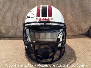 Steve Spurrier Autographed South Carolina Gamecocks Full Size Helmet