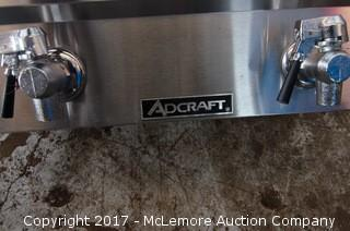 AD Craft Countertop Food Warmer