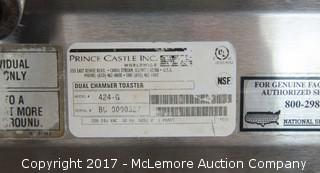 Prince Castle Dual Chamber Toaster