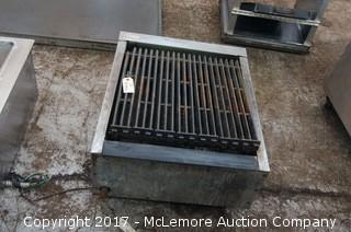Royal Commercial Counter-Top Grill