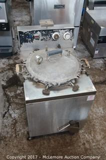 Smokerator Pressure Cooker