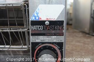 Hatco Toast-King Conveyor Toaster