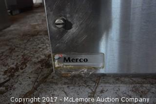 Merco Savory Fried Food Holding Station