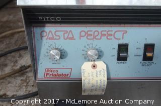 Pitco Frialator Pasta Perfect