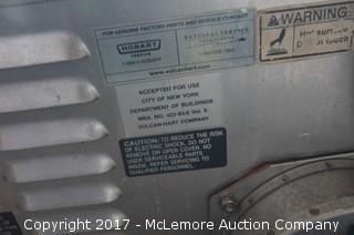 Vulcan Flash Bake Compact Counter-Top Convection Oven