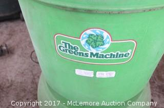 The Green Machine Lettuce Spin-Dryer