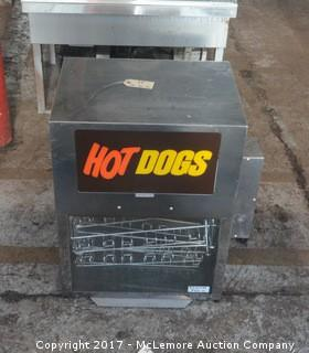 Server Products Roto-Grill Hot Dog Roller