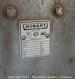 Hobart Buffalo Chopper