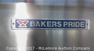 BakersPride Super-Deck Series Two Deck Pizza Oven