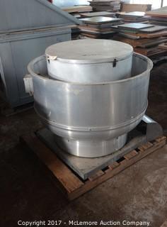Captive-Aire Commercial Exhaust Fan