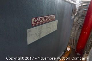 Captive-Aire Commercial Supply Air Fan