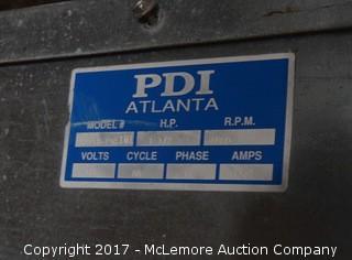 PDI Atlanta Supply Air Fan