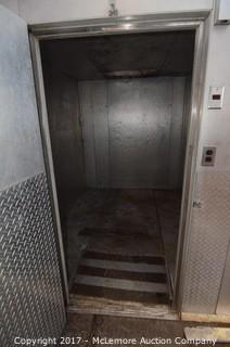Kolpak Two Compartment Walk-in Freezer