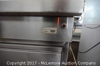 Far West Products Electric Commercial Chicken Fryer