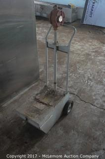 Commercial Grease Trap Caddie