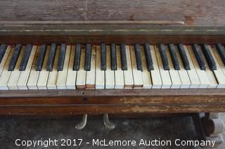 Pleyel Upright Piano