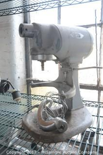 Small Commercial Mixer