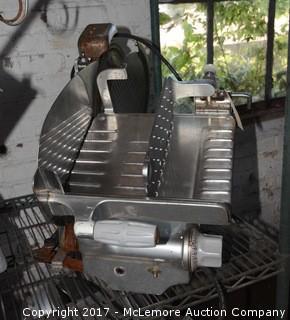 U.S. Slicing Machine Company Commercial Deli Slicer