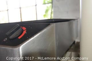 (2) Cook-Tek Commercial Induction Cook-Tops