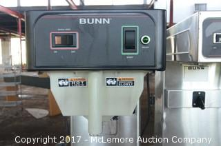 (3) Bunn Commercial Brewing Systems