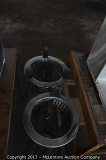 (4) Plate Dispensers