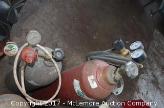 (6) Compressed Gas Cylinders