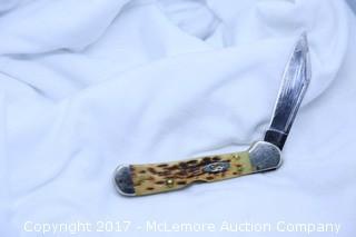 Case 61749 L SS - Amber Bone - Mini Copperlock
