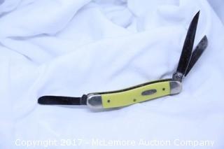 Case USA 3318 - Yellow Medium Stockman