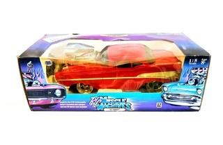 Funline Muscle Machines '57 Chevy Radio Control Car